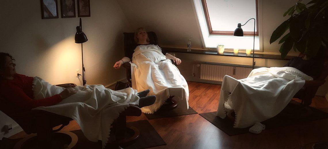 Painkillers BMS akupunktur - Stress og Psyke